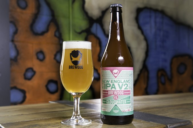 Cloudwater Brewdog New England India Pale Ale