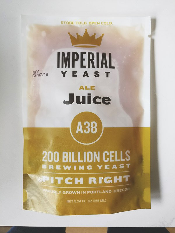 Imperial Yeast Juice - Homebrew