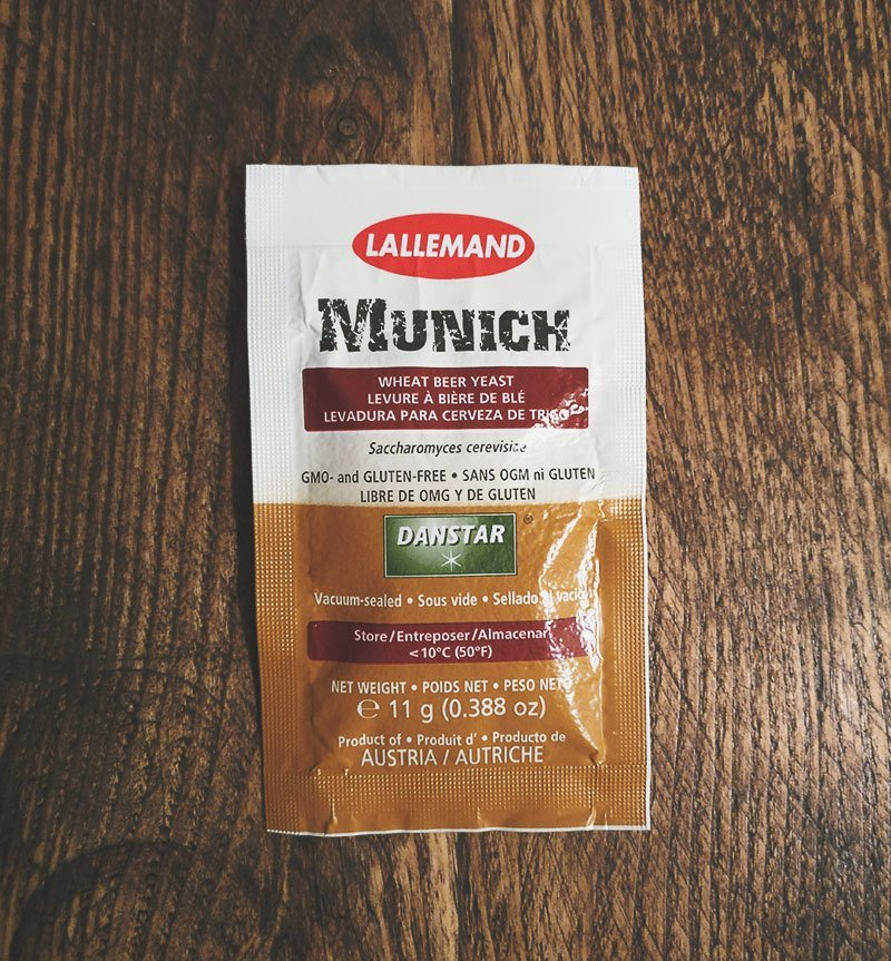 Lallemand Wheat Yeast - American Wheat Beer
