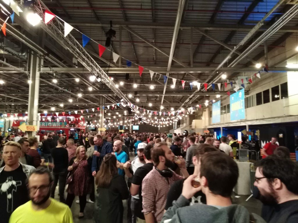 Beavertown Extravaganza Hall