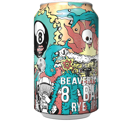 Beavertown 8 Ball IPA