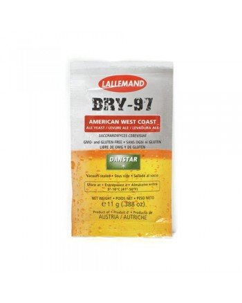 BRY-97 WEST COAST ALE YEAST