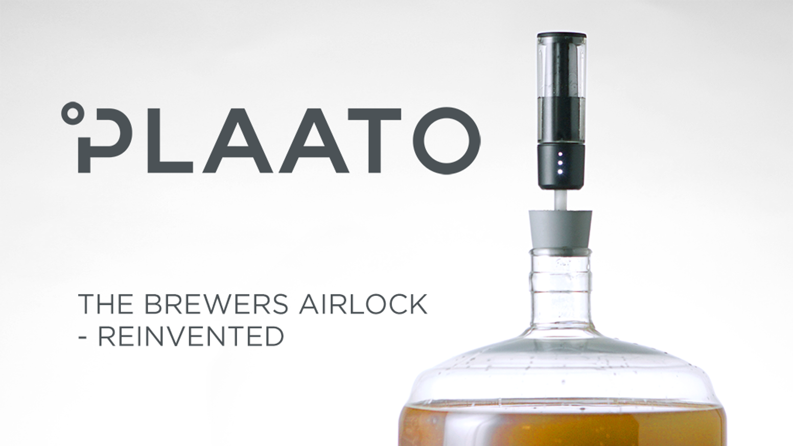 Plaato digital airlock - Homebrewing
